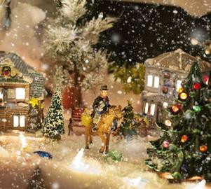 Weihnachten in Tux Finkenberg