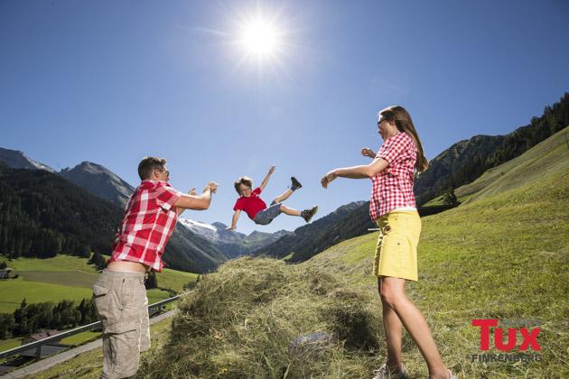Perfekter Familienurlaub in Tux-Finkenberg