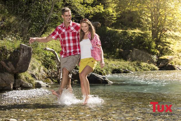 Romantischer Sommerurlaub zu zweit