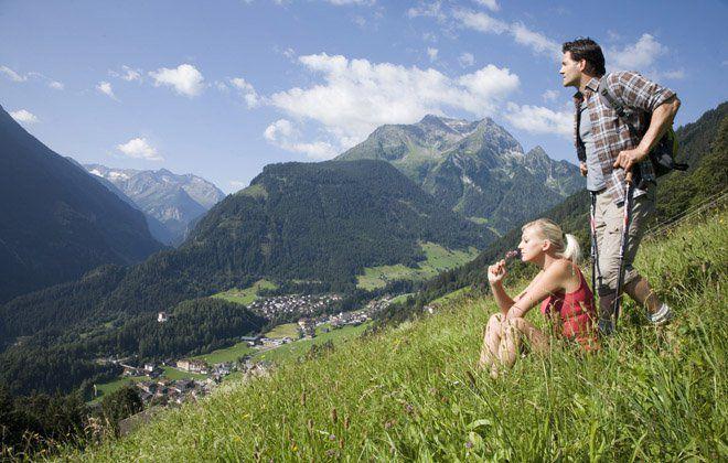 Ruhe und Erholung im Naturpark
