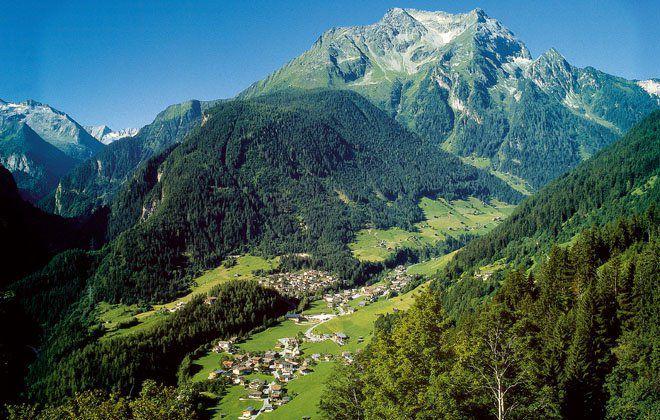 Finkenberg in Tyrol