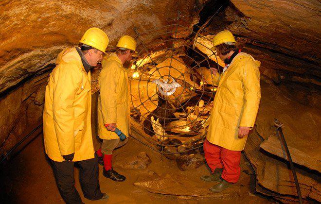 Höhlenführung im Zillertal