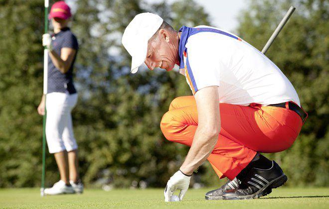 Stammgäste Golfturnier