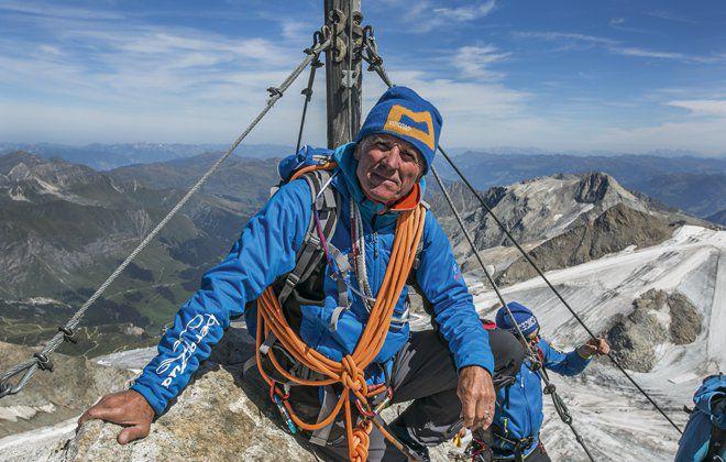Klettern im Zillertal