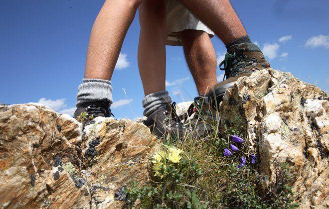 Bergsteigen in Tux-Finkenberg