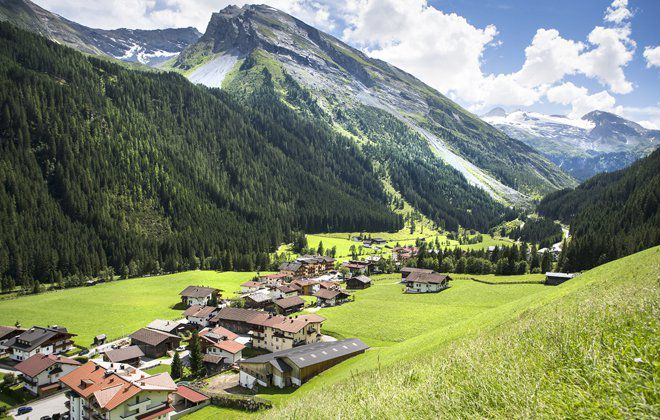 Madseit in the Zillertal valley