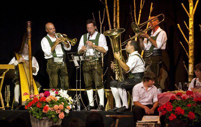 Musikkapelle im Zillertal