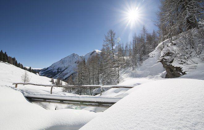 Winterparadies Gletscherwelt Zillertal