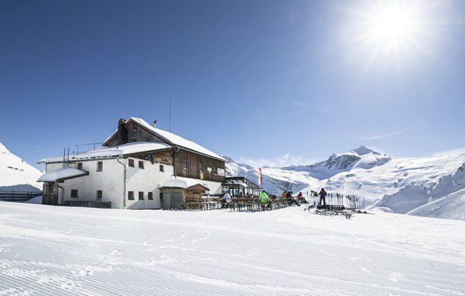 Spannangelhaus in Tuxertal