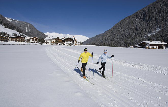 Cross-country skiing holiday in Zillertal