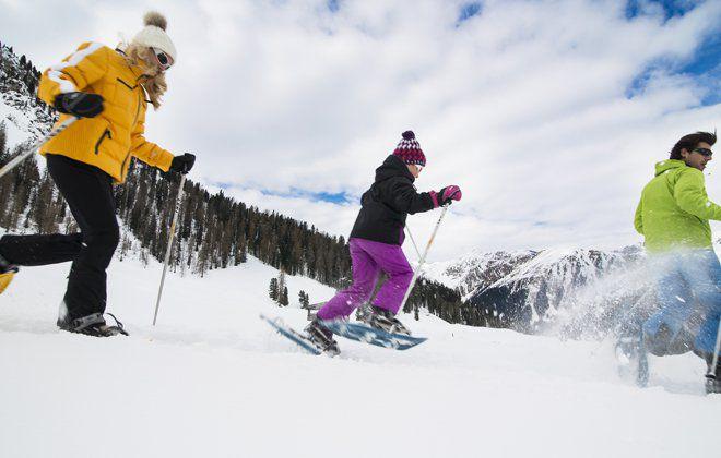 Schneeschuhwandern in Tux-Finkenberg