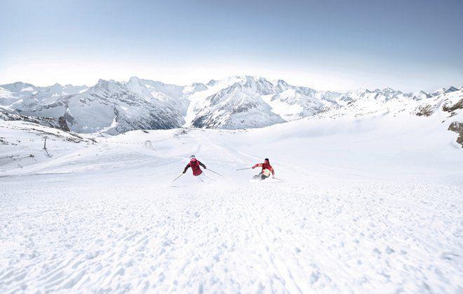 Skifahren in Tux-Finkenberg
