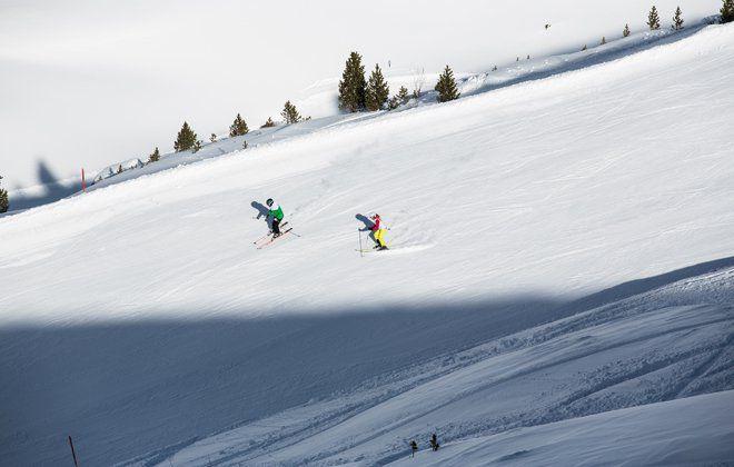 Freie Fahrt auf den Skipisten