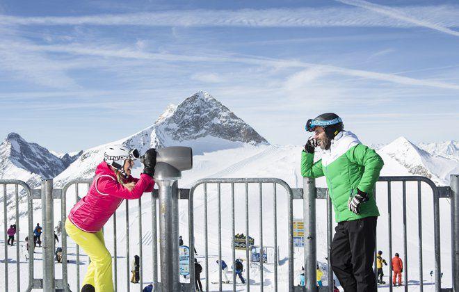 Skiurlaub zu zweit