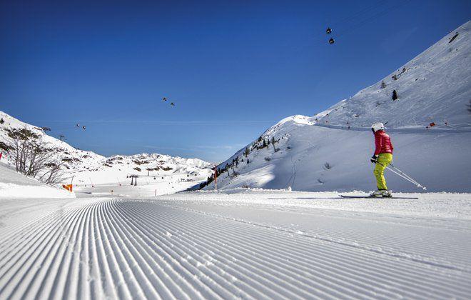 Ski holiday in Tux-Finkenberg