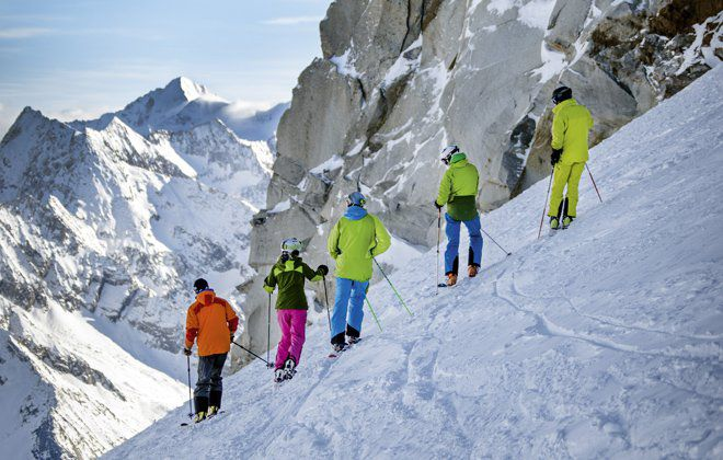 Skitouren im Zillertal