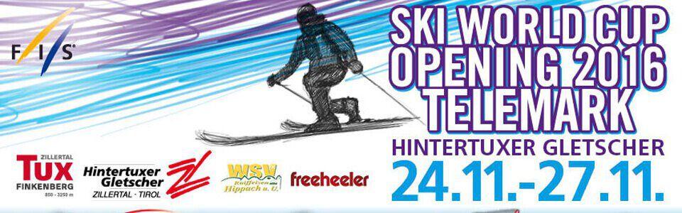 FIS Ski World Cup Telemark 2017 in Hintertux