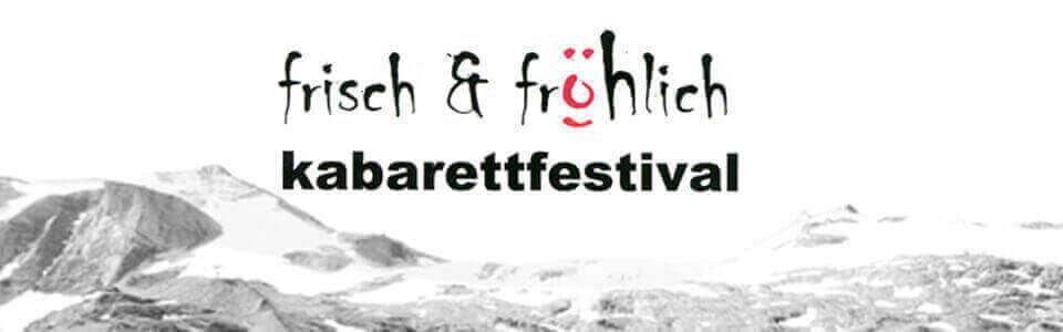 Schwindelfrei präsentiert: Kabarett-Festival