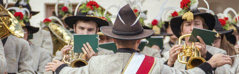 Bundesmusikkapelle Tux