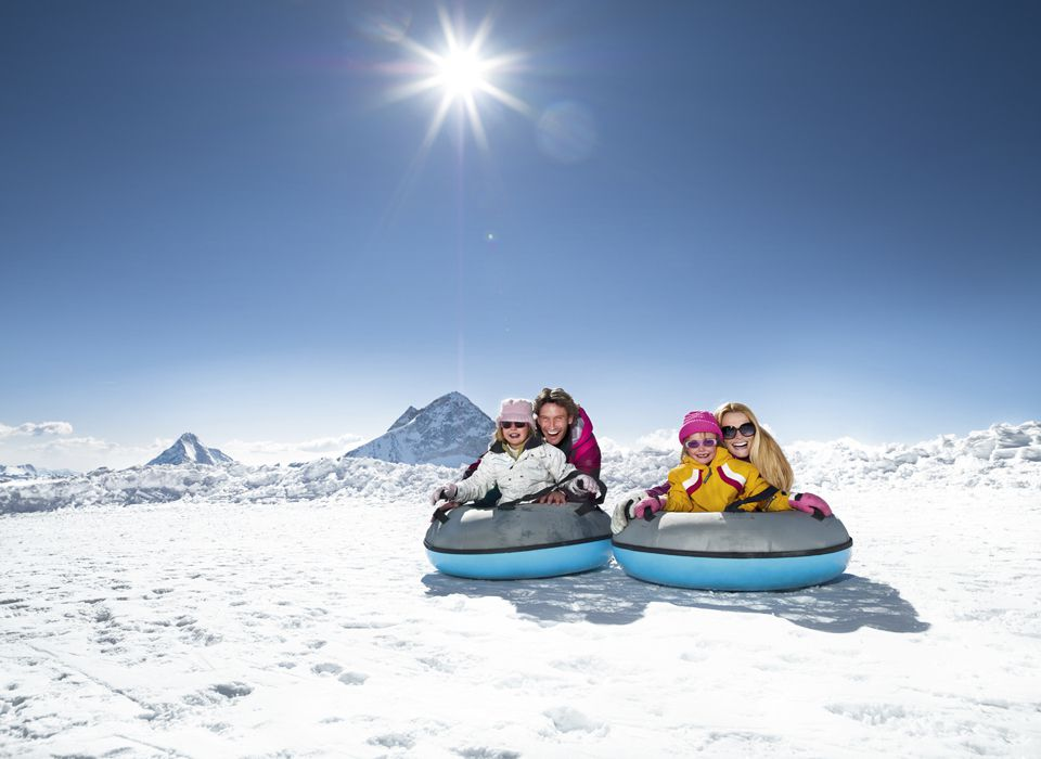 Gletscherflohpark