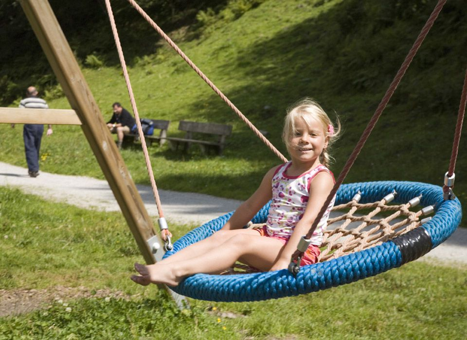 Kinderspielplätze in Tux-Finkenberg
