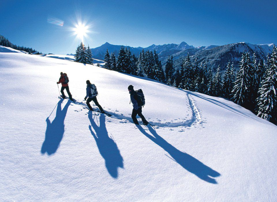Skitourenparadies in Tux-Finkenberg