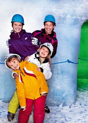 Ski holiday for the whole family in Tux-Finkenberg